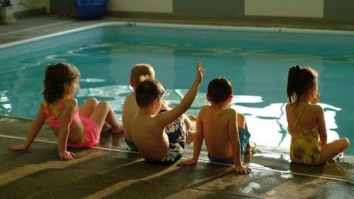 Podpora dopravy na výuku plavání